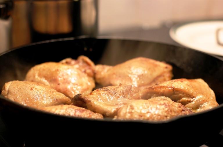 In Cucina Con I Chiantigiani Il Pollo Alla Trappolina Di Tina E