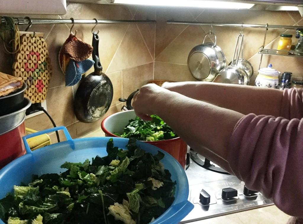 I nostri piatti tradizionali: la minestra di pane (poi