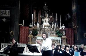 8 Concerto nella chiesa Santi Michele e Gaetano, piazza Antinori, nel 2016