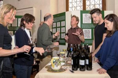 Conferenza Stampa Accademia dei Georgofili Castello di Verrazzano