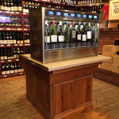 Portland Wine, Manchester UK