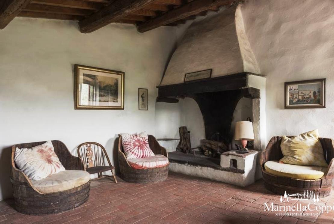 Case nel chianti a panzano andiamo in visita a un for Camera da letto principale oltre i piani di aggiunta del garage