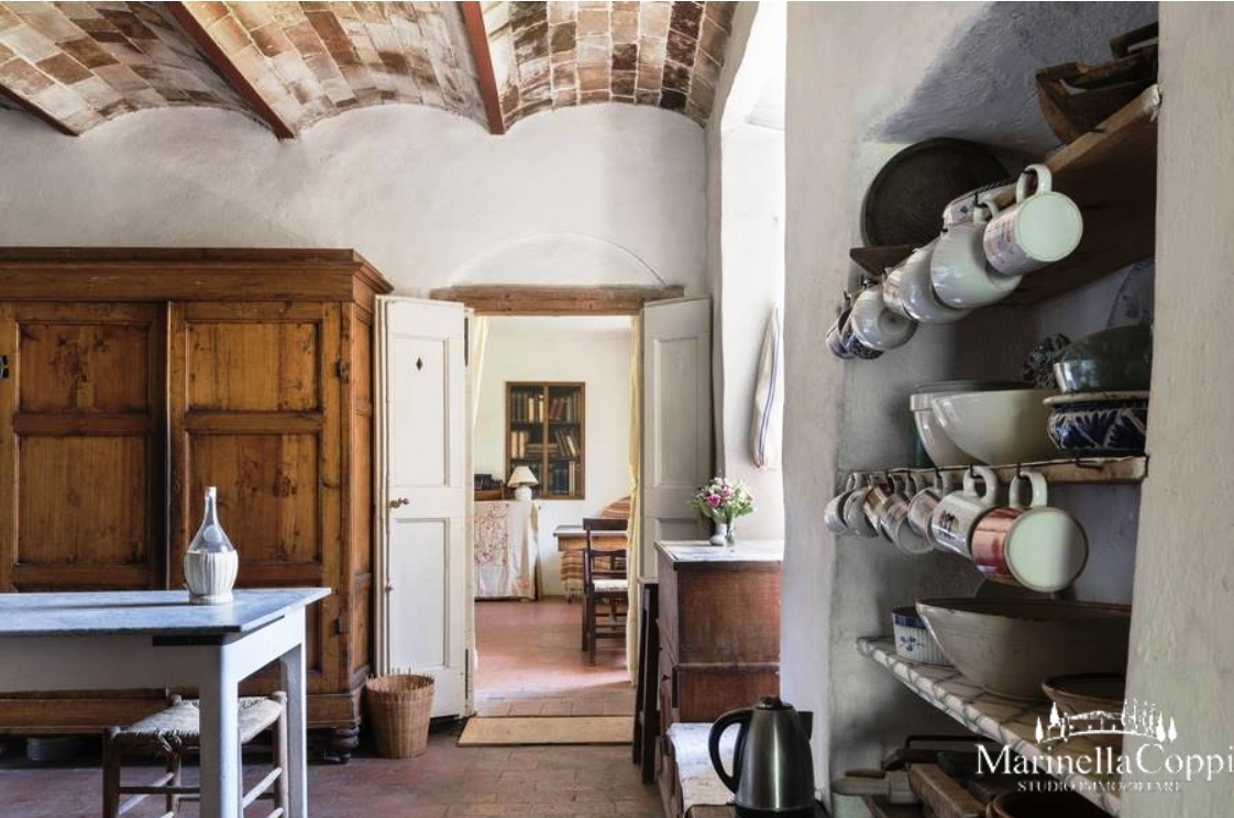 case nel chianti u201d let u0027s visit a rare rustic home in panzano