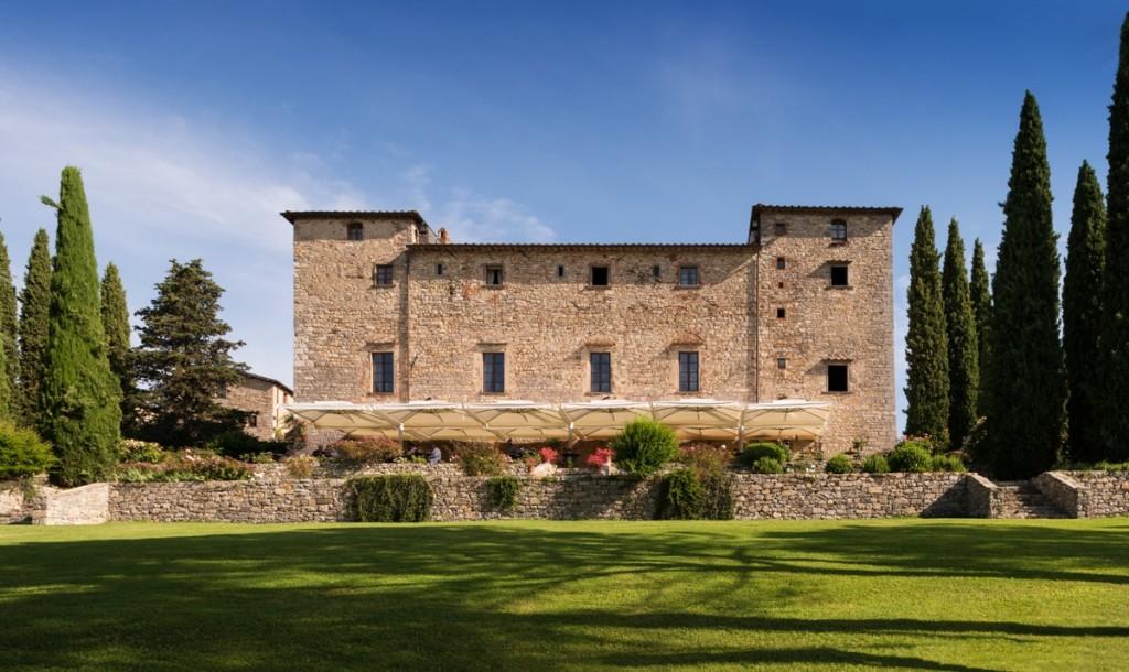 Castello-fronte