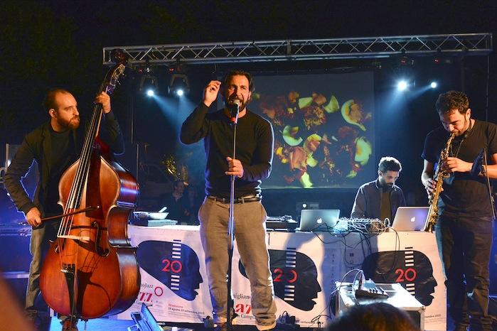 Don Pasta - Artusi Remix Parco delle Acque, Pomigliano Pomigliano Jazz Festival 2015 - XX Edizione